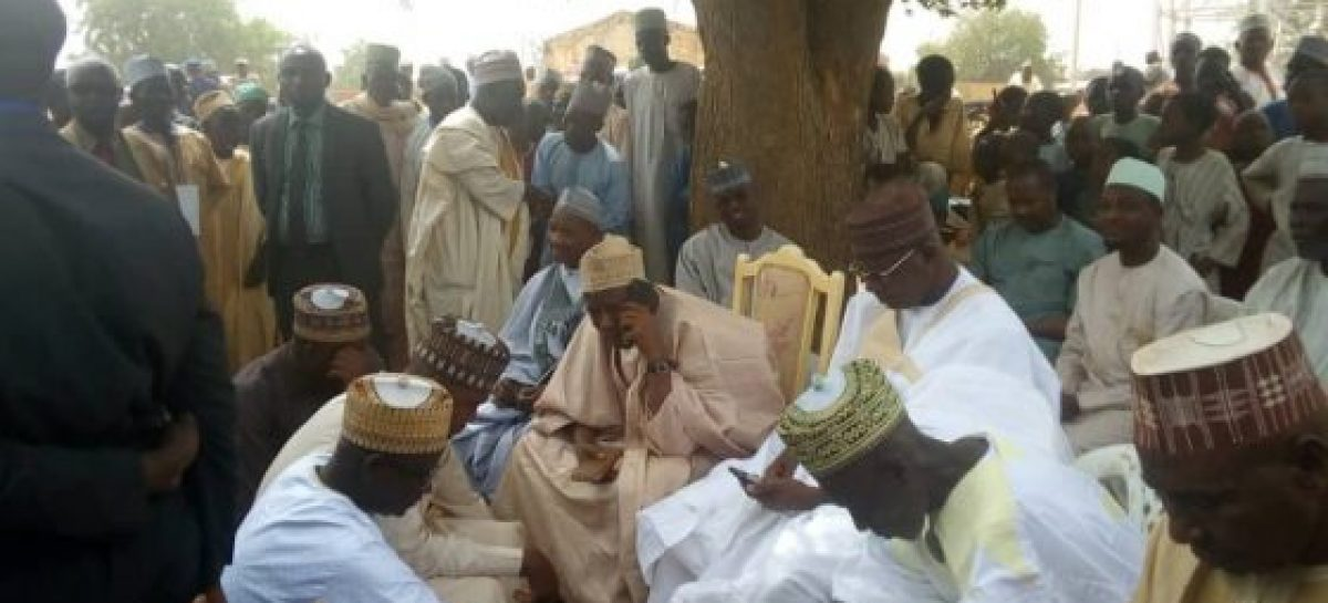 New Emirs Appointed Before Court Order – Ganduje