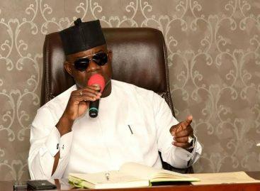 Cheeii!!Yahaya Bello Budgets N14m For Owambe Burials