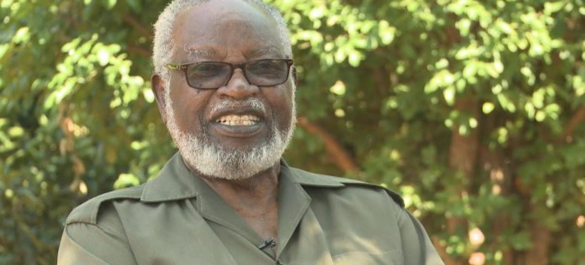Buhari Felicitates With Namibian Former President, Sam Nujoma At 90