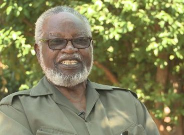 Buhari Felicitates With Namibian Former President, Sam Nujoma At 90