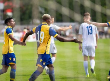 Abdulrahman Taiwo Hopes To Consolidate On First League Goal