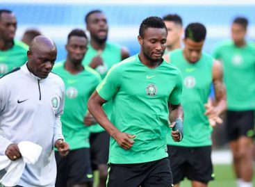 AFCON 2019:  Super Eagles Kick Start Nations Cup Campaign Against Burundi
