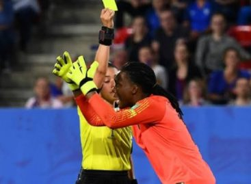 FRANCE 2019: RULE ON ENCROACHMENT DURING PENALTY SHOOTOUTS SUSPENDED