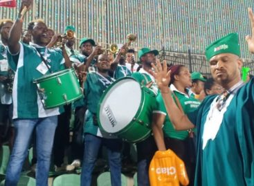 Abayomi Ogunjimi, The New king of Nigeria Supporters Club