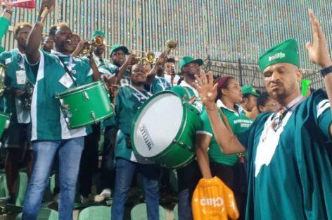 Abayomi Ogunjimi, The New king of Nigeria Supporters Club