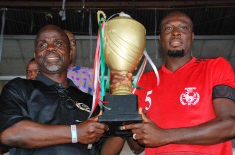 Rangers Confirmed King of Enugu Football