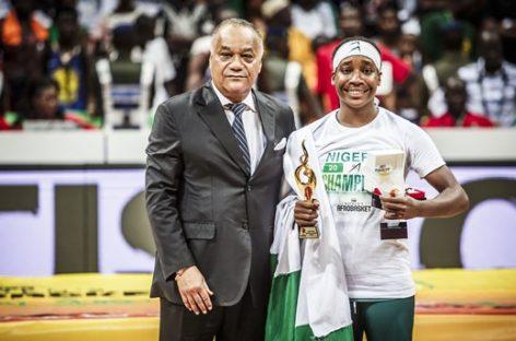 Kalu named MVP of the 2019 FIBA Women's AfroBasket