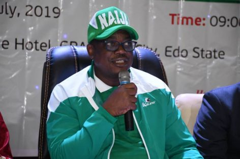 All Athletes Of 12TH African Games Fully Paid -Adesola