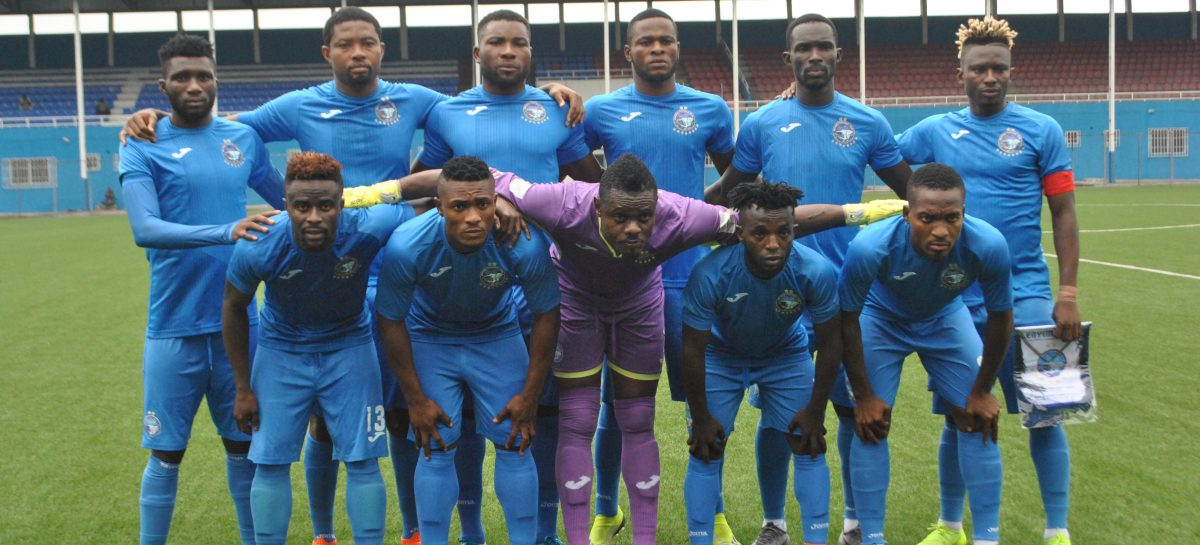 Enyimba Fire Five Past Rahimo To Seal Champions League Progress