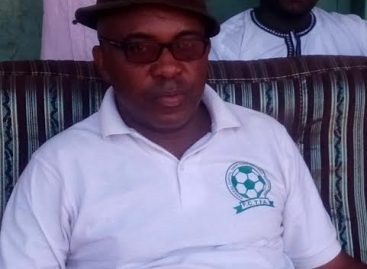 Abia Warriors Appoints Patrick Ngwaogu As Sporting Director.
