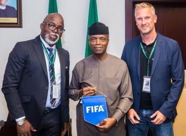 Government of Nigeria fully supports 2020 Bid-Osinbajo