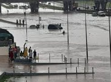 Dead Body of FCT Director, Washed Away By Flood, Found