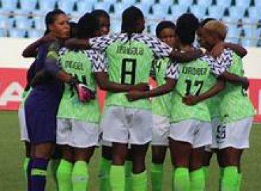 UP FALCONETS OF NIGERIA.