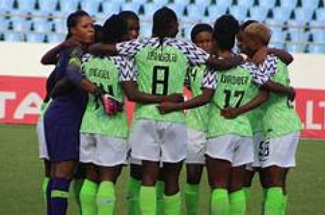 Nigeria Fights Cameroon For Women's'S Football Gold At AAG.