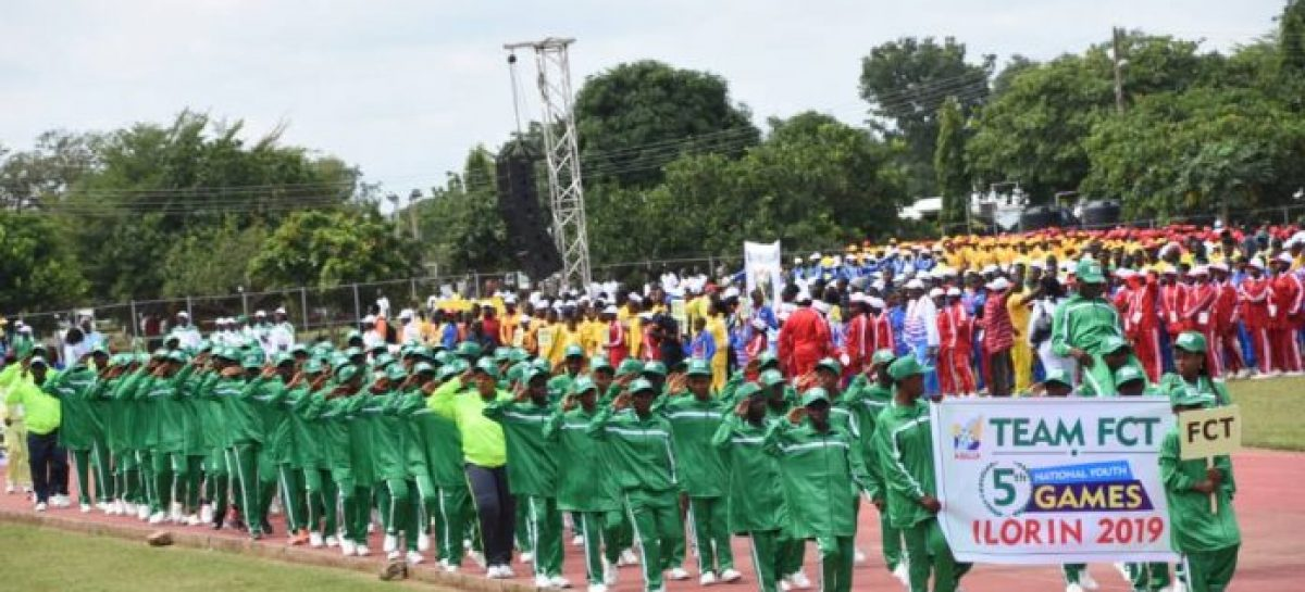 Why FCT Must Consolidate On 2019 NYG performance For 2020 Sports Festival