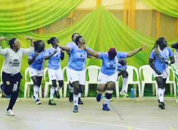 Kano Pillars, Safety Babes Clinch Prudent Energy Handball League Trophy