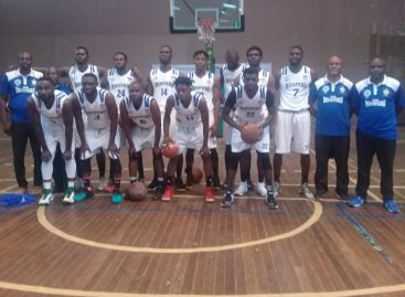 Hoopers Crush Ondo Raiders in Blow Out Win