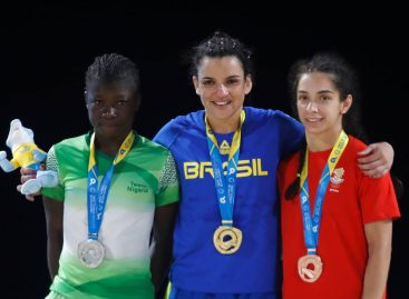 WRESTLING:Double Joy As Onyebuchi, Genesis Bag Gold, Silver At World Beach Games