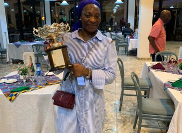 Jummai Abdullahi Wins                      Ladies Golf Closed Championship