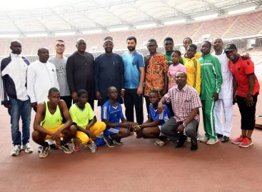 Ministry of Youth and Sports Secures Full Scholarships For 25 Young Athletes- Minister