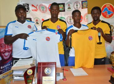 ABS FC Promotes 2 Youth Players as They Signed 1st Professional Contracts