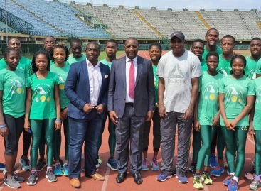 Sports Ministry  To Partner & Replicate Making of Champions Model in Track & Field.