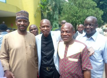 Dikko Sues For Unity in Football Family at Match Commissioners' Seminar