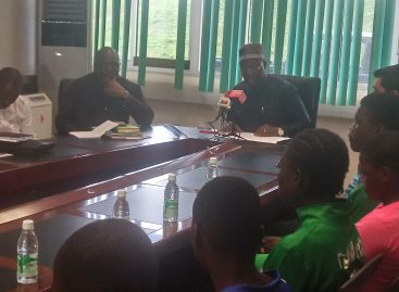 FG Develops New Initiative to Support Grassroot Sports.