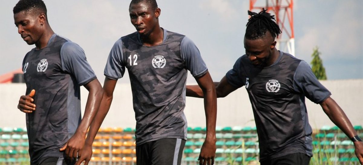'I Feel Great And Honored to Play For Rangers' …Kehinde Adedipe