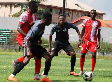 CAF Confederation Cup:'It Will Be Tough In Lome But We Shall Overcome'-Ibenegbu