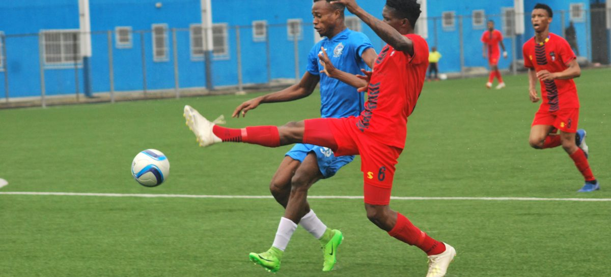 Enyimba Take First Leg Advantage Against Galaxy In Confederation Cup