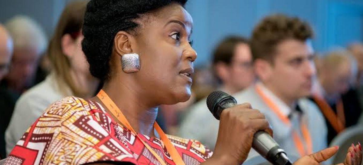 Global Sports Mentoring Programme: SWAN Congratulates Aderonke