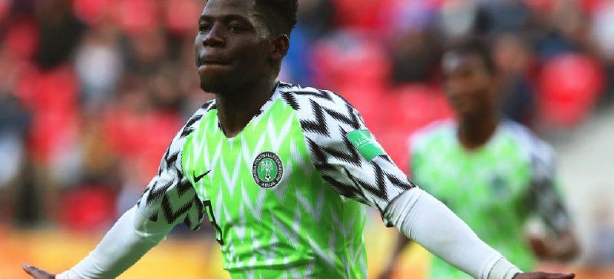 Dele-Bashiru, Okonkwo team up with Olympic Eagles