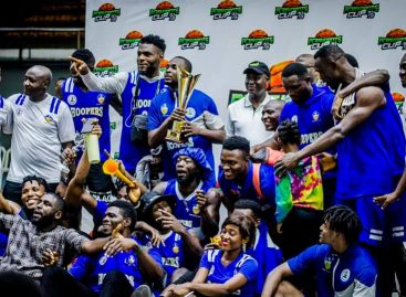 Rivers Hoopers Emerge Champions of NBBF President Cup