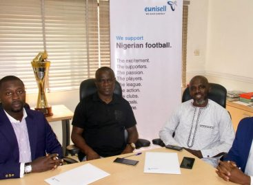 Rivers United and EUNISELL extend partnership