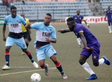NPFL20 Match Day Three Preview, FCIU versus Rivers United