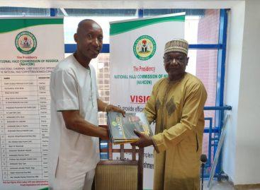 NAHCON Endorses National Anti Corruption Marathon