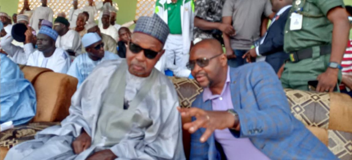 PMB CUP 2019: Minister Renews Commitment to Grassroots Sports as Arewa United FC Lifts Trophy