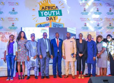 Nigeria's celebration of the Africa Youth Month hits 2m Impressions online in 4 Hours