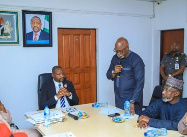 Poor Performance of National Teams:Minister Meets NFF, Demands Reports, Nominal Role of Staffers