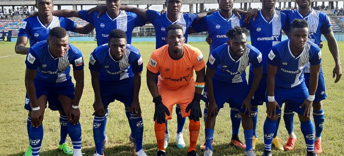 NPFL Matchday 3:Rivers United Rue Missed Chances in Nnewi