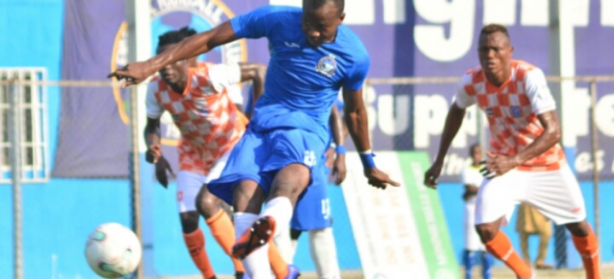 Enyimba See Off Akwa United In Thrilling four Goal Contest