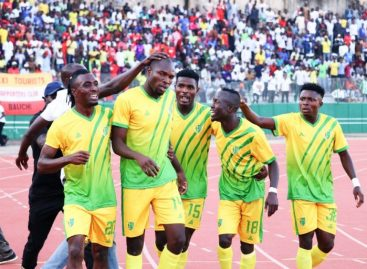 NPFL Matchday 3: Plateau Utd Beat Wikki in Battle For Top Spot …MFM pip Rangers to sustain good run in the east …Lobi inflict misery on Pillars in Kano