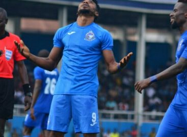 Usule on Target as Enyimba Share Points With Kastina United