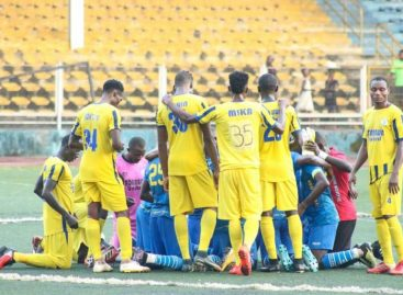 Warri Wolves Bag Maximum Points at Home to Adamawa United