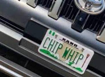 Kano 'CHIP WHIP': FRSC,DSS Burst Fake Number Plate Producers