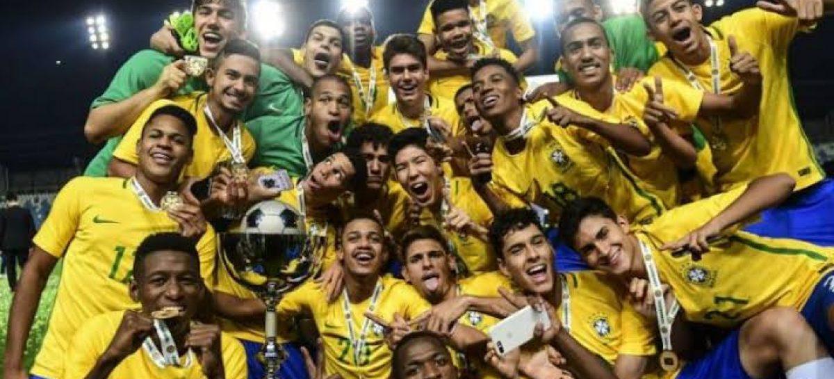 Brazil Beat Mexico to Win FIFA U-17 World Cup