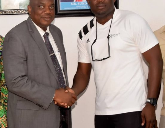 Ministry Has Mandate Over   National  Sports Federations-Adesola