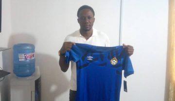Former Super Eagles Goalkeeper Dele Aiyenugba Completes Move to Kwara United