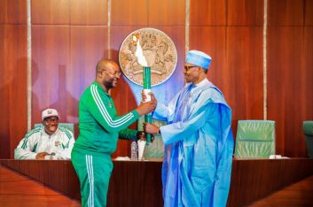 We Will Never Abandon Our Sporting Icons Again – President Buhari